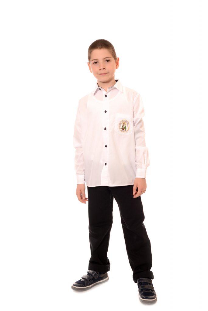 ученическа униформа на ОУ Св. Иван Рилски град Перник за момчета