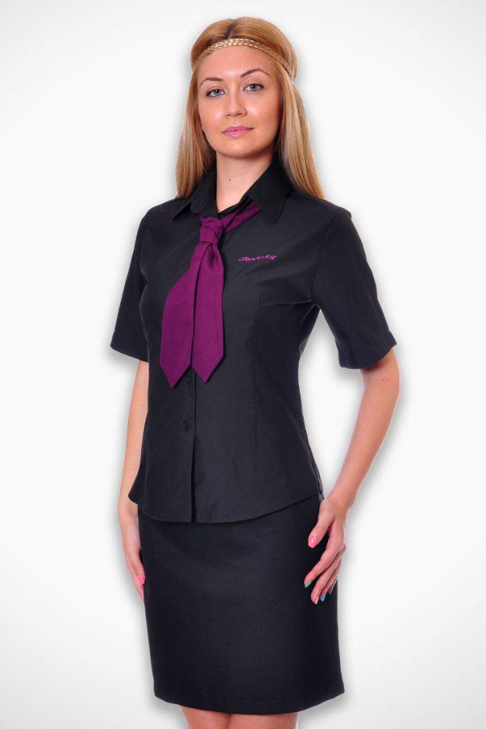 униформи за ресторанти дамски модел 8