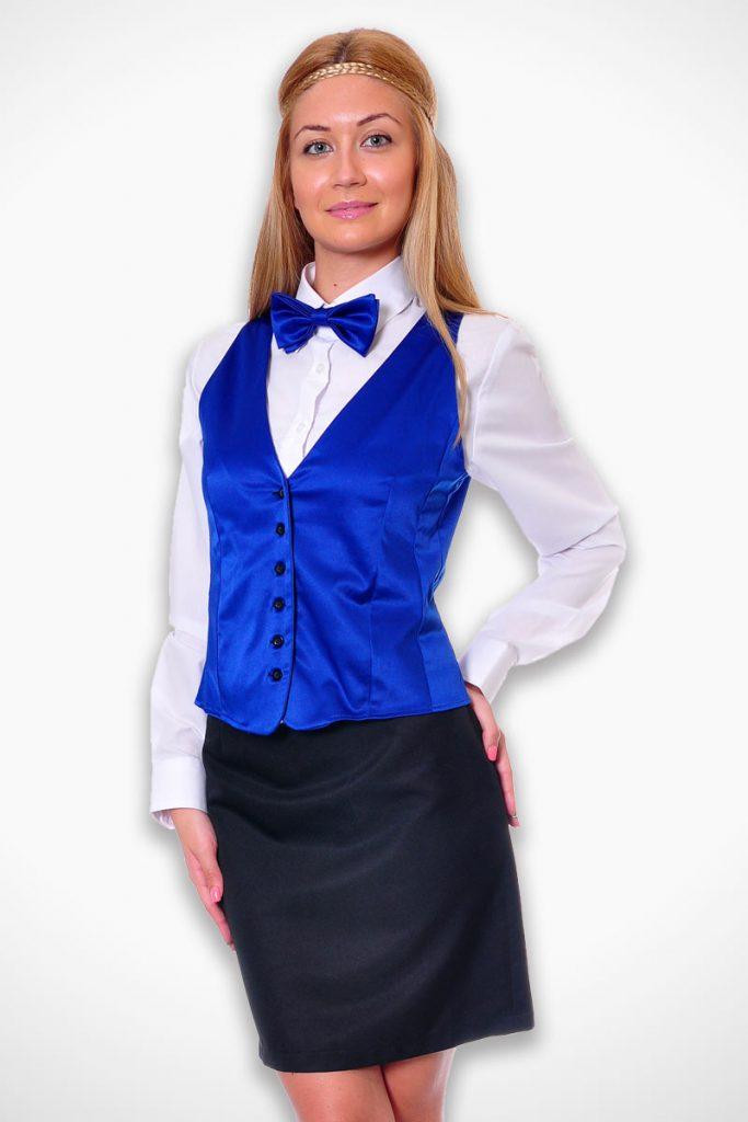 униформи за ресторанти дамски модел 7