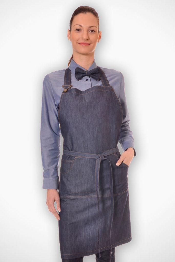униформи за ресторанти дамски модел 2