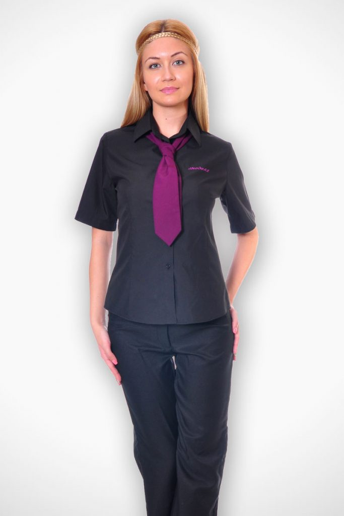 униформи за ресторанти дамски модел 1