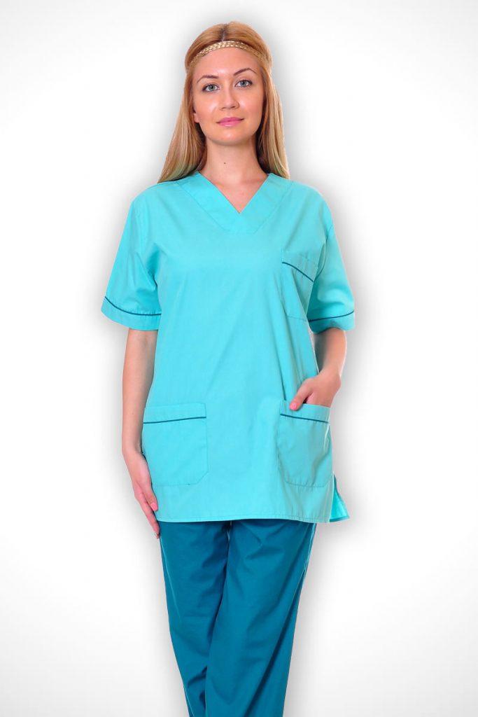 медицински униформи от ТРЕА модел 6