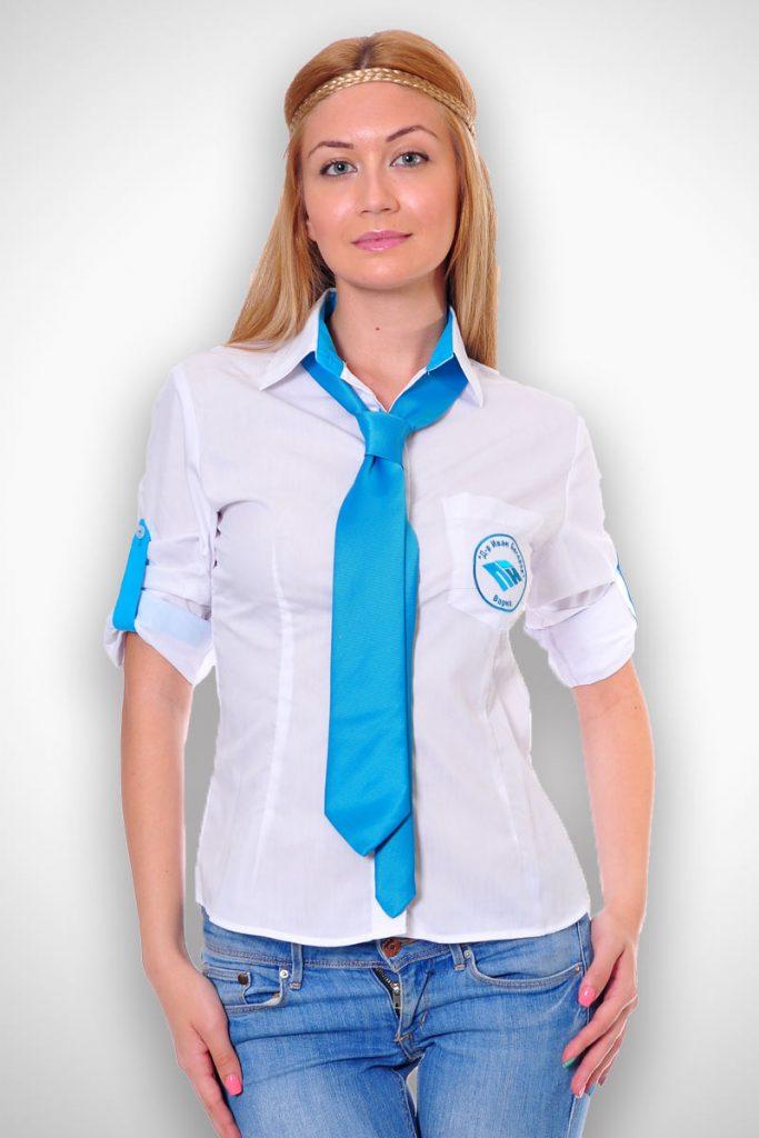 вратовръзка за училищни униформи