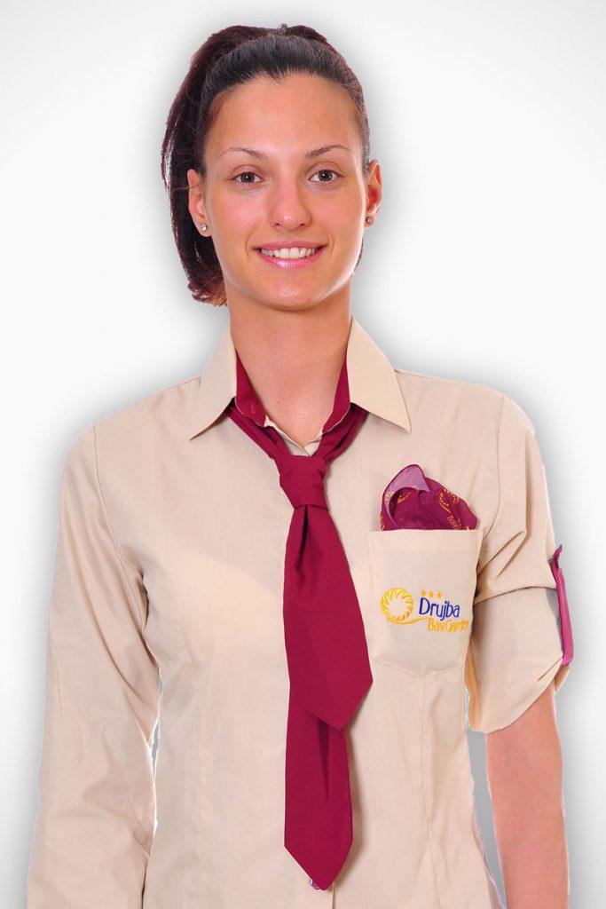 вратовръзка за униформи модел 3